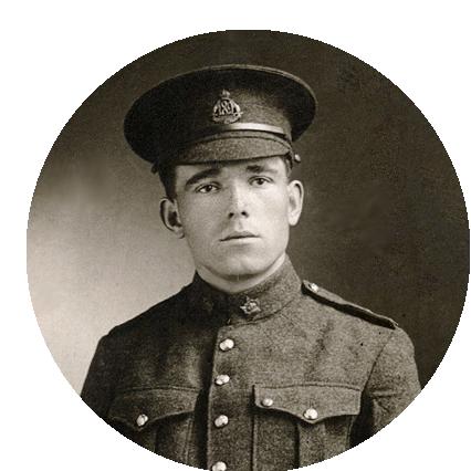 Caporal Joseph-Thomas Kaeble,